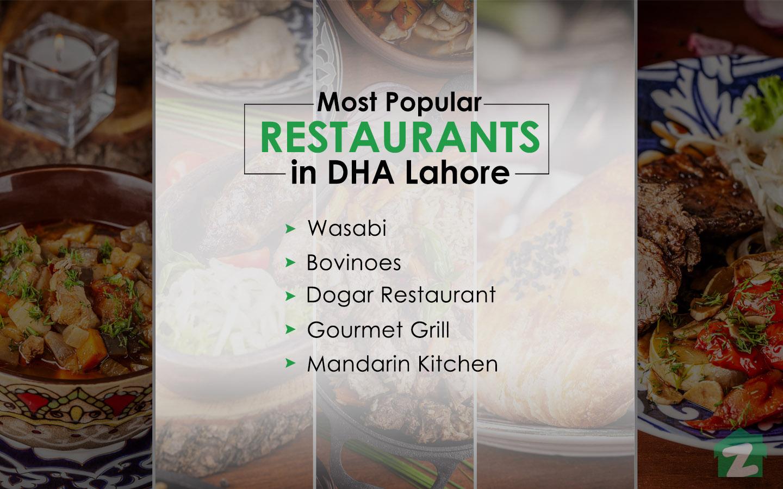 restaurants in DHA Lahore