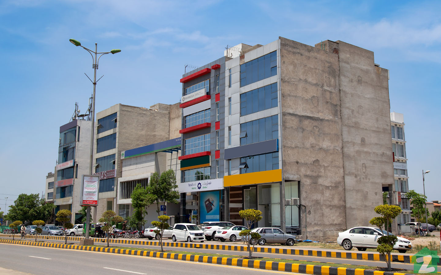 banks in Phase 6, DHA Lahore