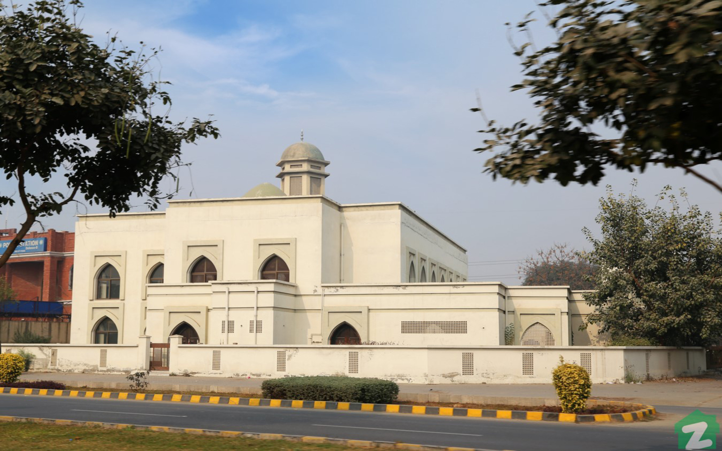 Mosques in DHA Lahore