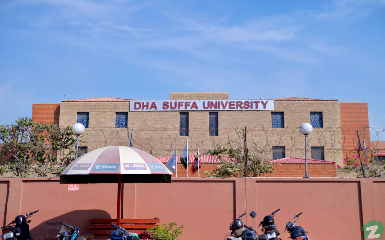 dha suffa university karachi