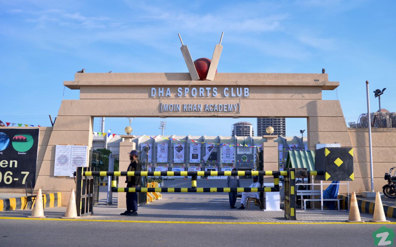 DHA Karachi sports club