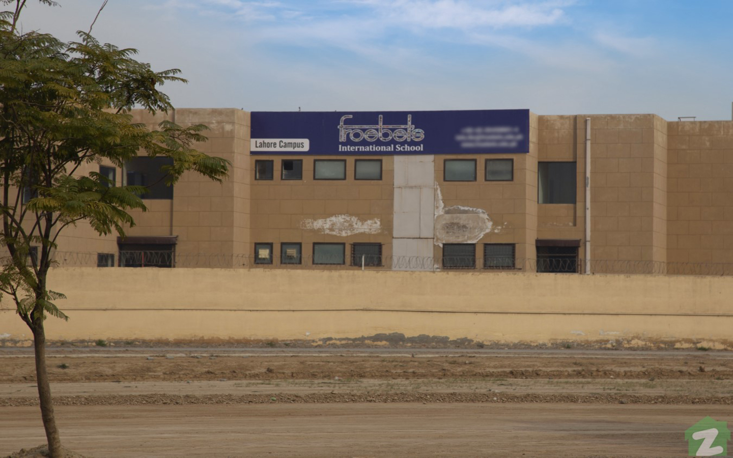 Froebels school lake city lahore
