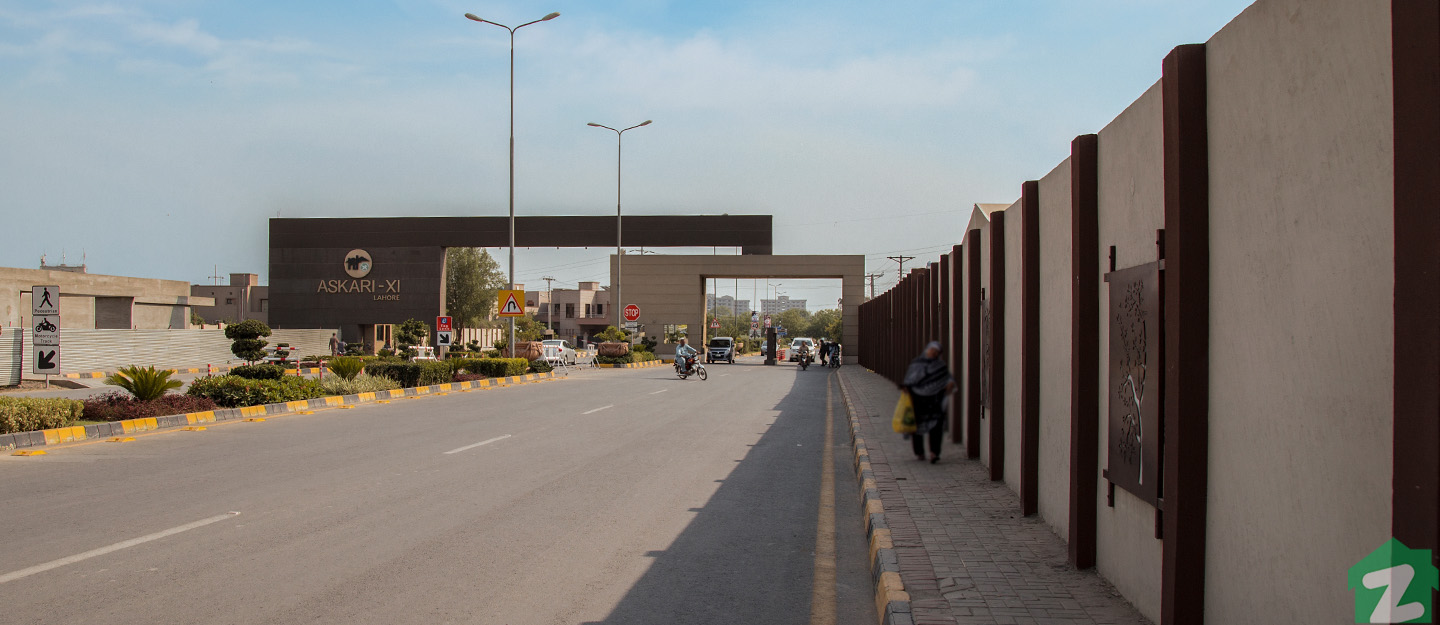 skari 11, Lahore boasts prime location and a relaxing, family-friendly environment
