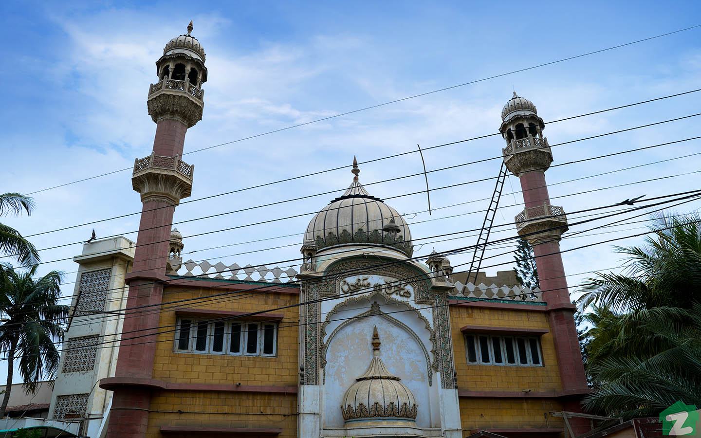 masjid in North Nazimabad Karachi