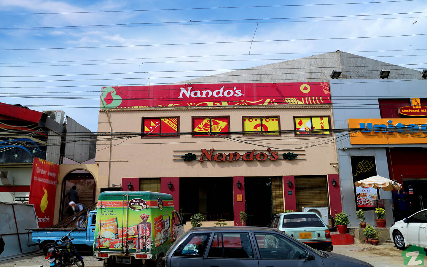 Nandos in North Nazimabad