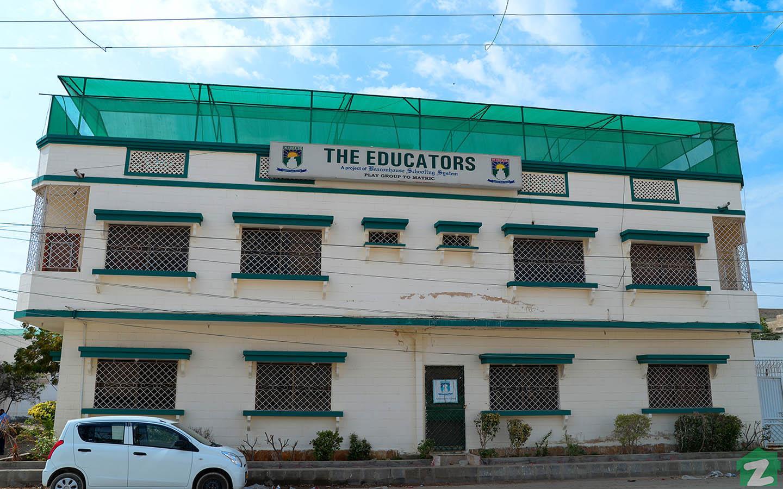 popular school in Saadi Town Karachi