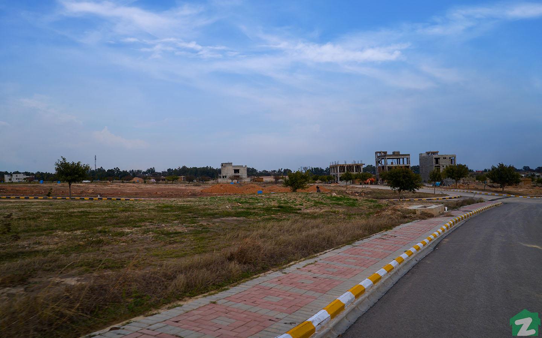 Plots in Top City 1 Islamabad