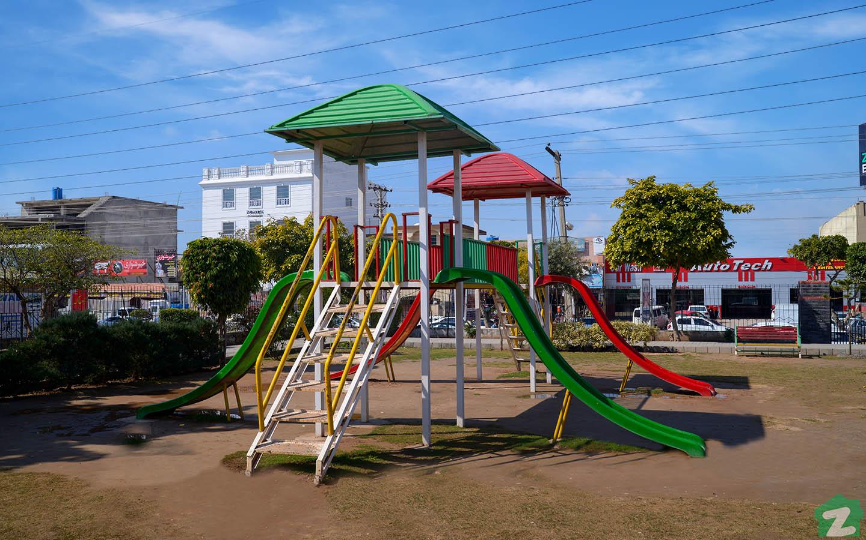 Parks in PWD Housing Scheme