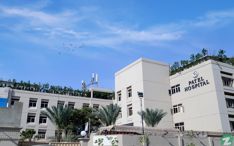 Patel Hospital in Gulshan-e-Iqbal Karachi