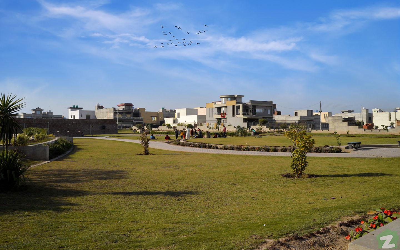 parks in Al rehman Garden Lahore