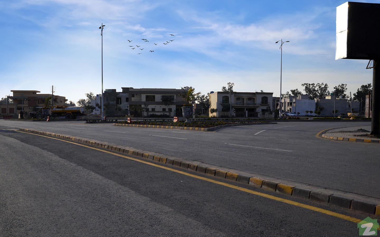 houses in Al Jalil Garden Lahore
