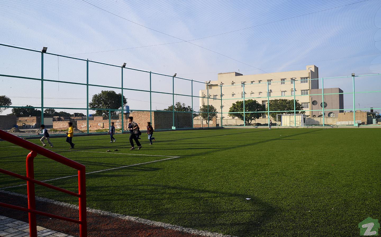 Sports Complex in Dream Gardens Lahore