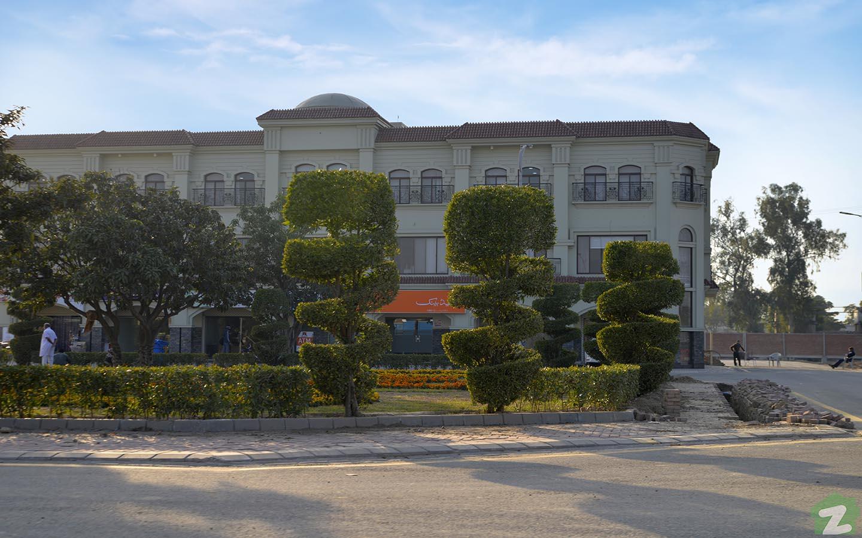 Commercial properties in Dream Gardens Lahore