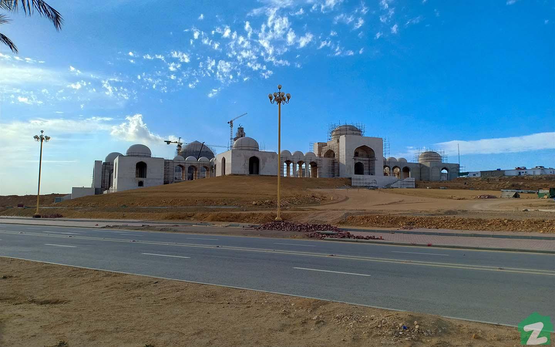 masjid in Bahria Town Karachi