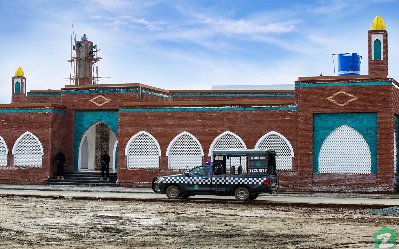 Mosque in Al Kabir Town Lahore