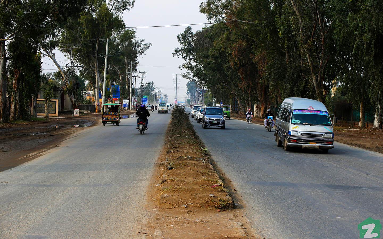 Raiwind Road Lahore