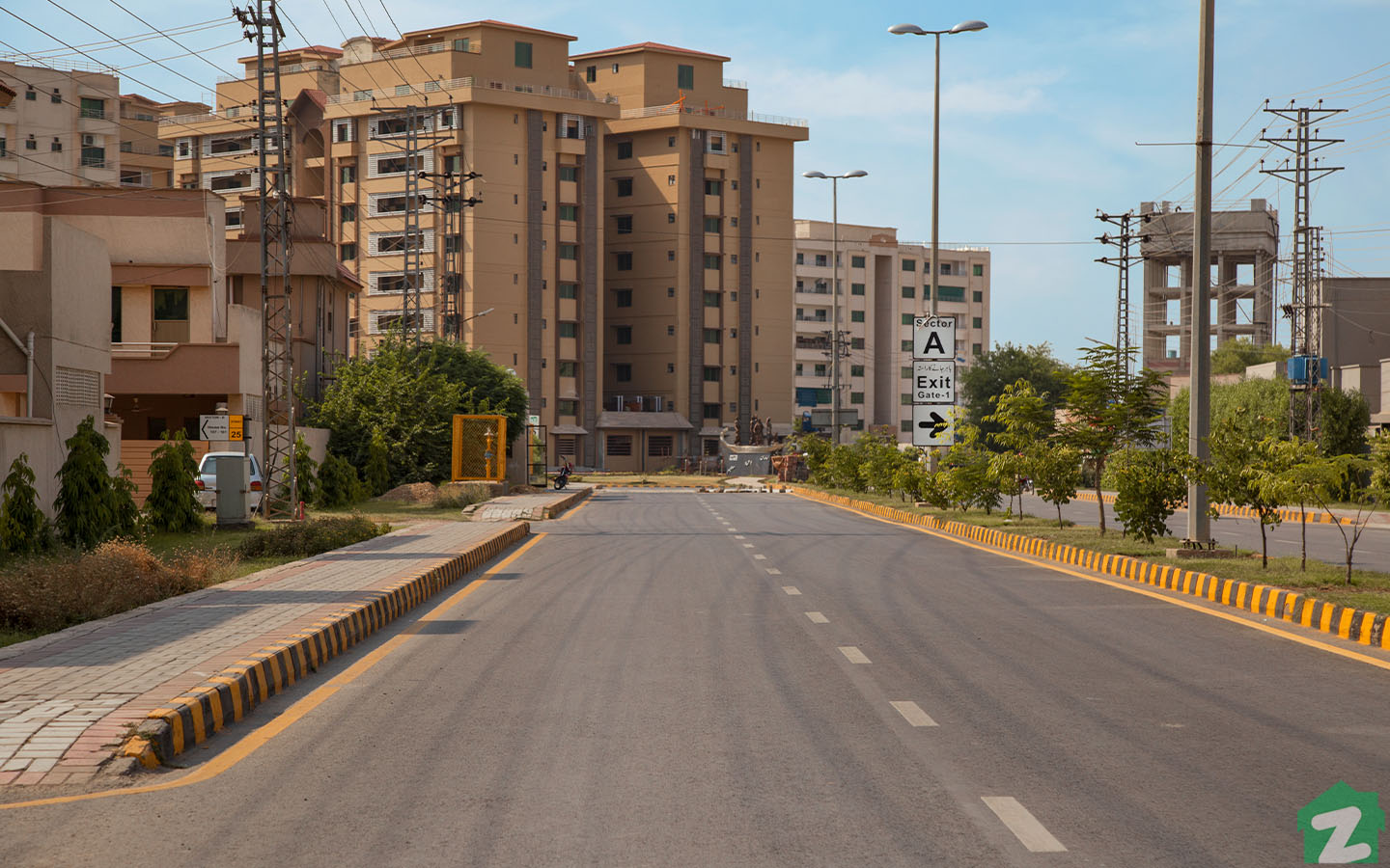 You can find spacious flats for sale in Askari 11 Lahore