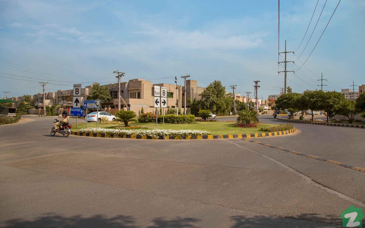 Find state-of-the-art amenities and secure environment only in Askari 11 Lahore