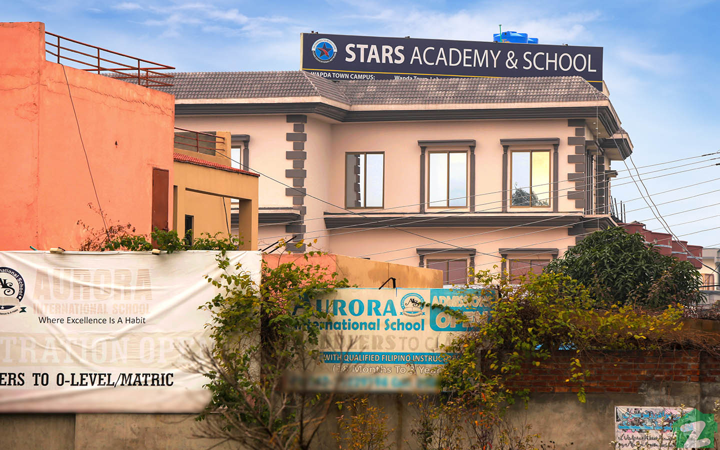 Many popular schools are operational in WAPDA Town Lahore