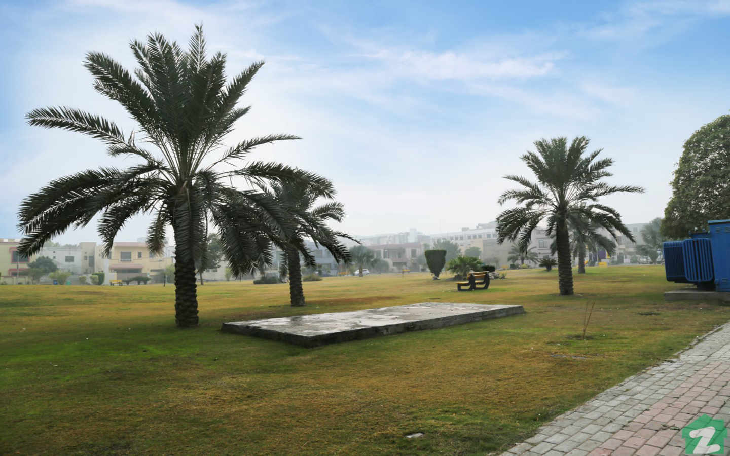 Parks in Bahria Town Lahore