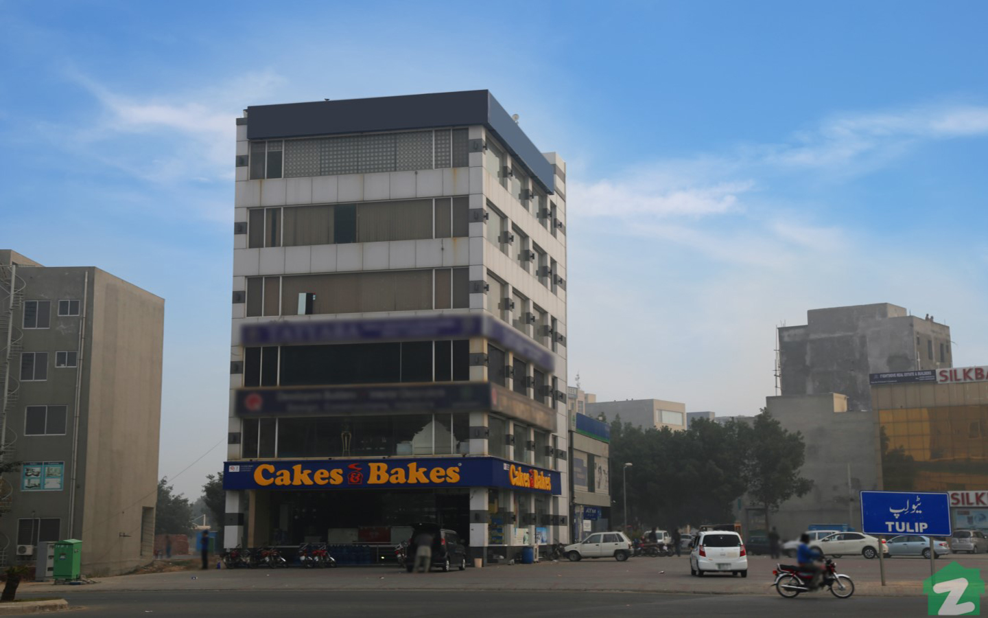 bakery in bahria town lahore