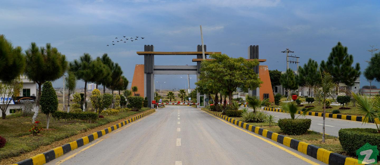 University Town Islamabad