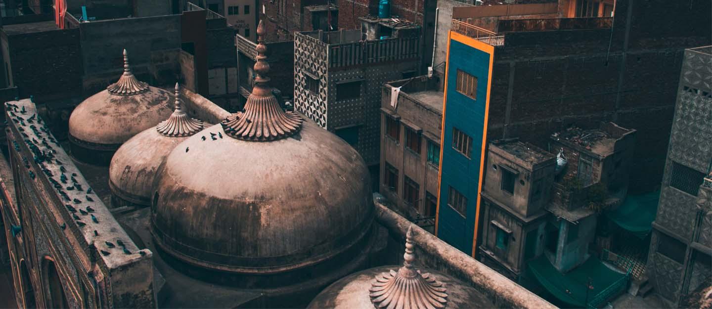 Masjid Wazir Khan in Lahore