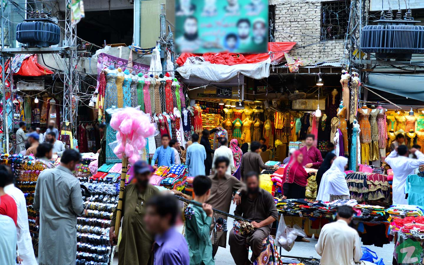 Shopping Malls in Capital Smart City Rawalpindi