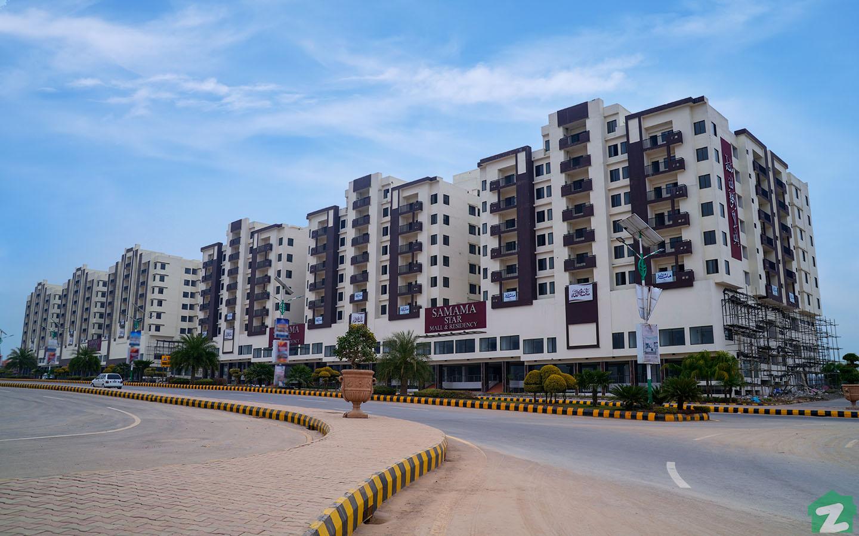 flats in gulberg islamabad