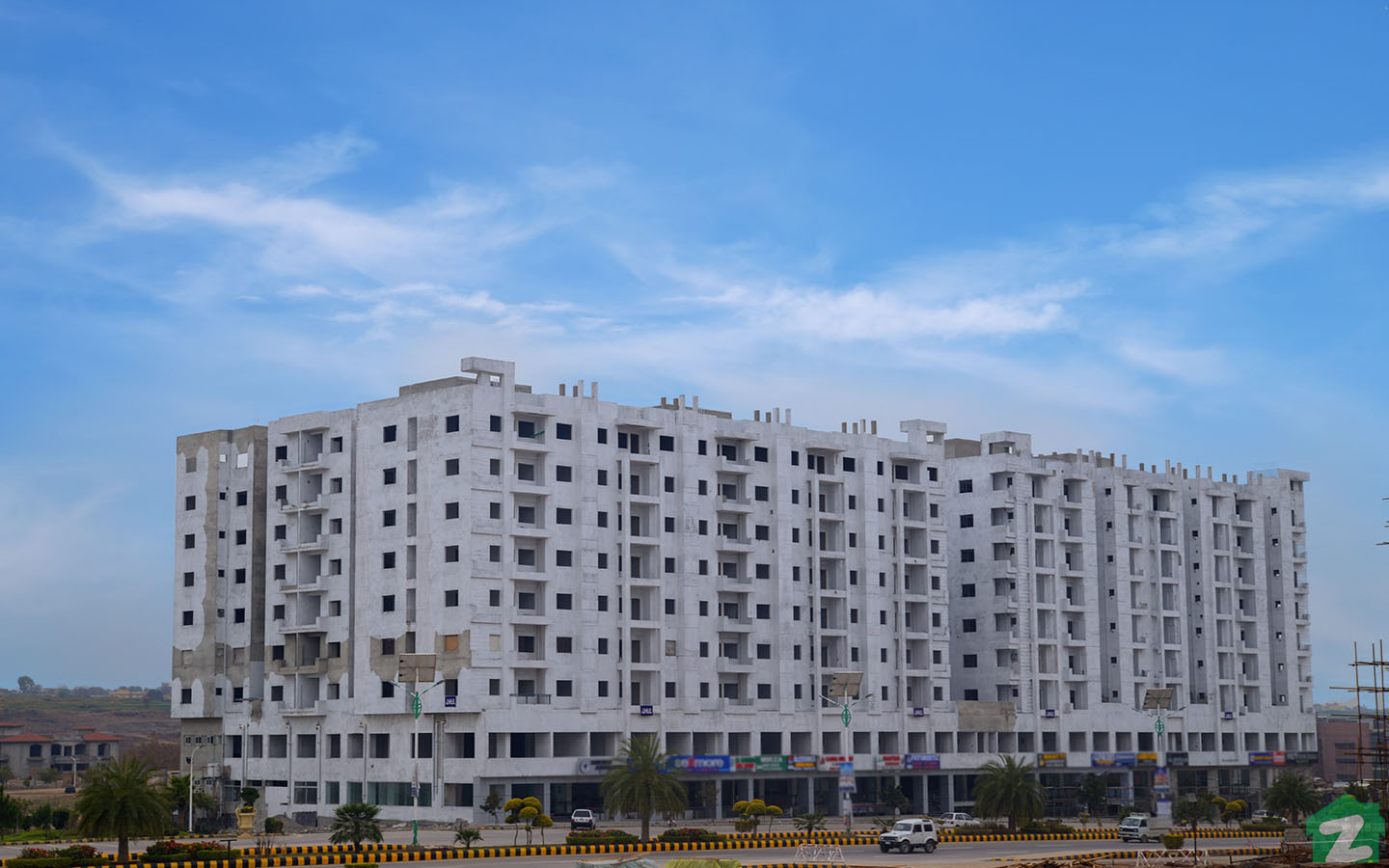 apartments in Gulberg Islamabad
