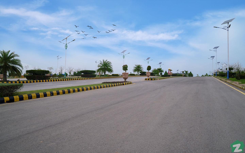 development in Gulberg Islamabad