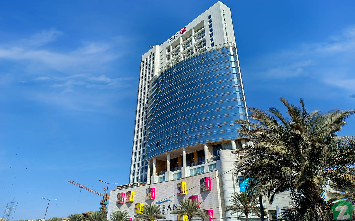 shopping mall in clifton karachi less than 10 minutes away from Phase 5