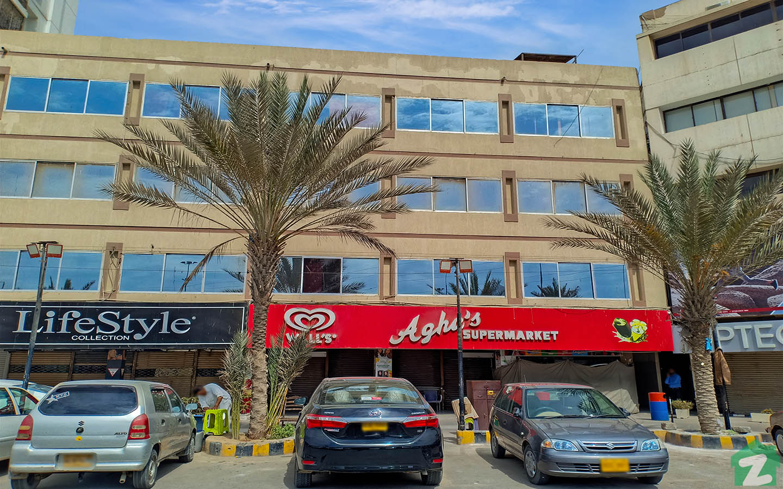 renowned supermarket in Clifton Karachi
