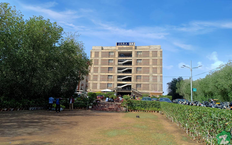 Iqra University in North Karachi