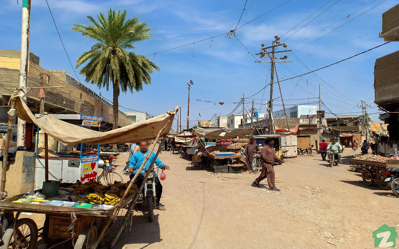 markets in Malir Town Karachi