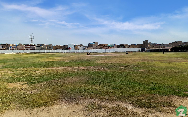 Cricket academy in Malir Town Karachi