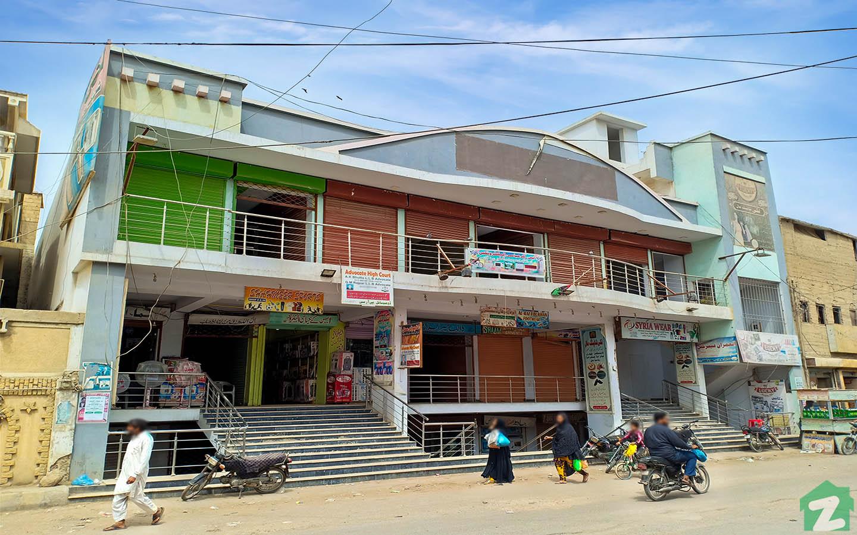 Lucky shopping mall in Malir Town Karachi