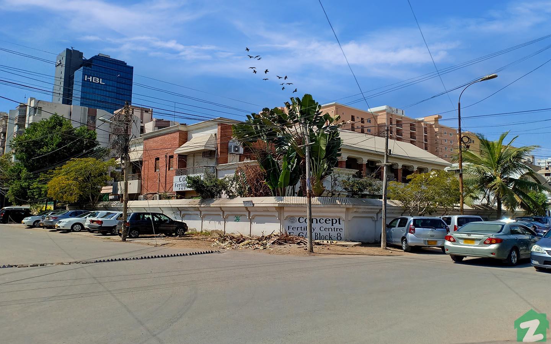 A famous fertility centre in Clifton Karachi