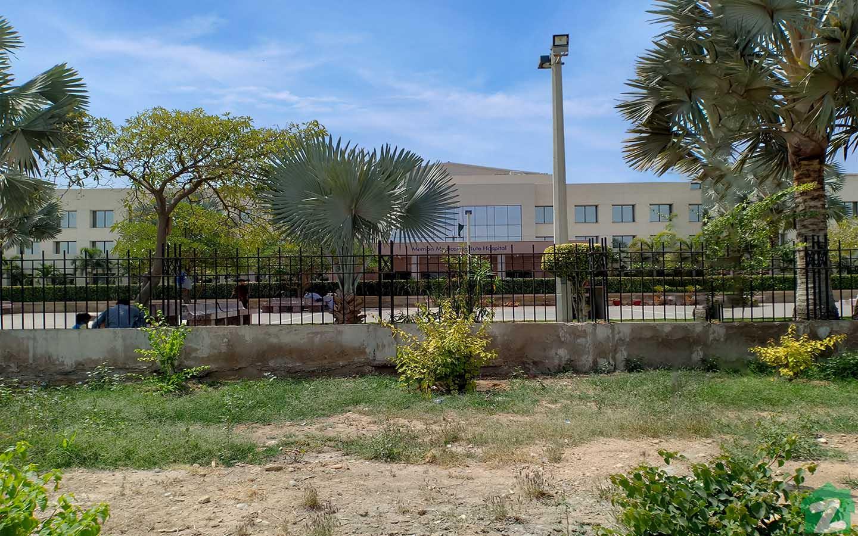 Popular hospital in Scheme 33