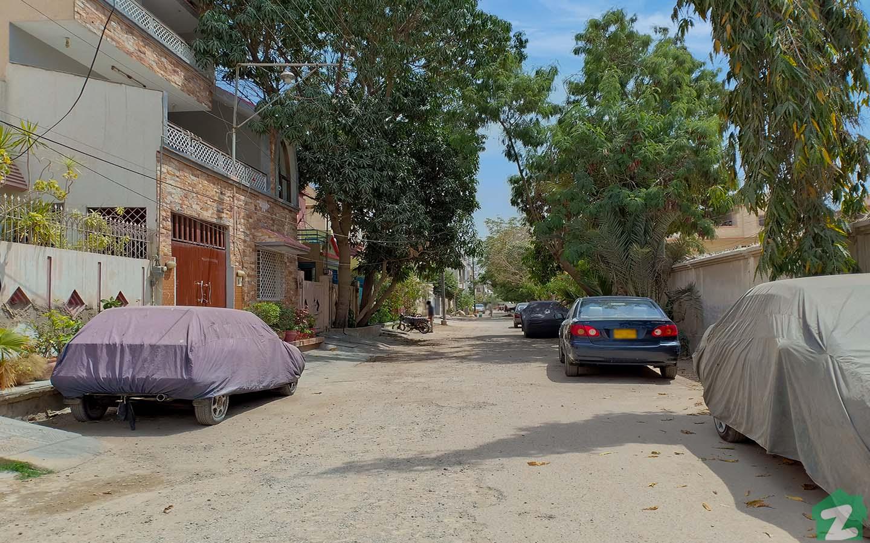 Gulshan-e-Kaneez Fatima Society is the most popular housing area in Scheme 33 Karachi