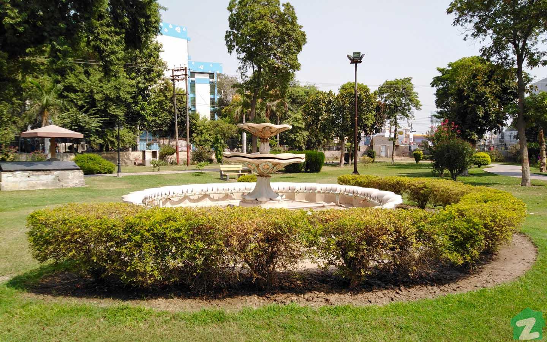 Allama Iqbal Park Multan