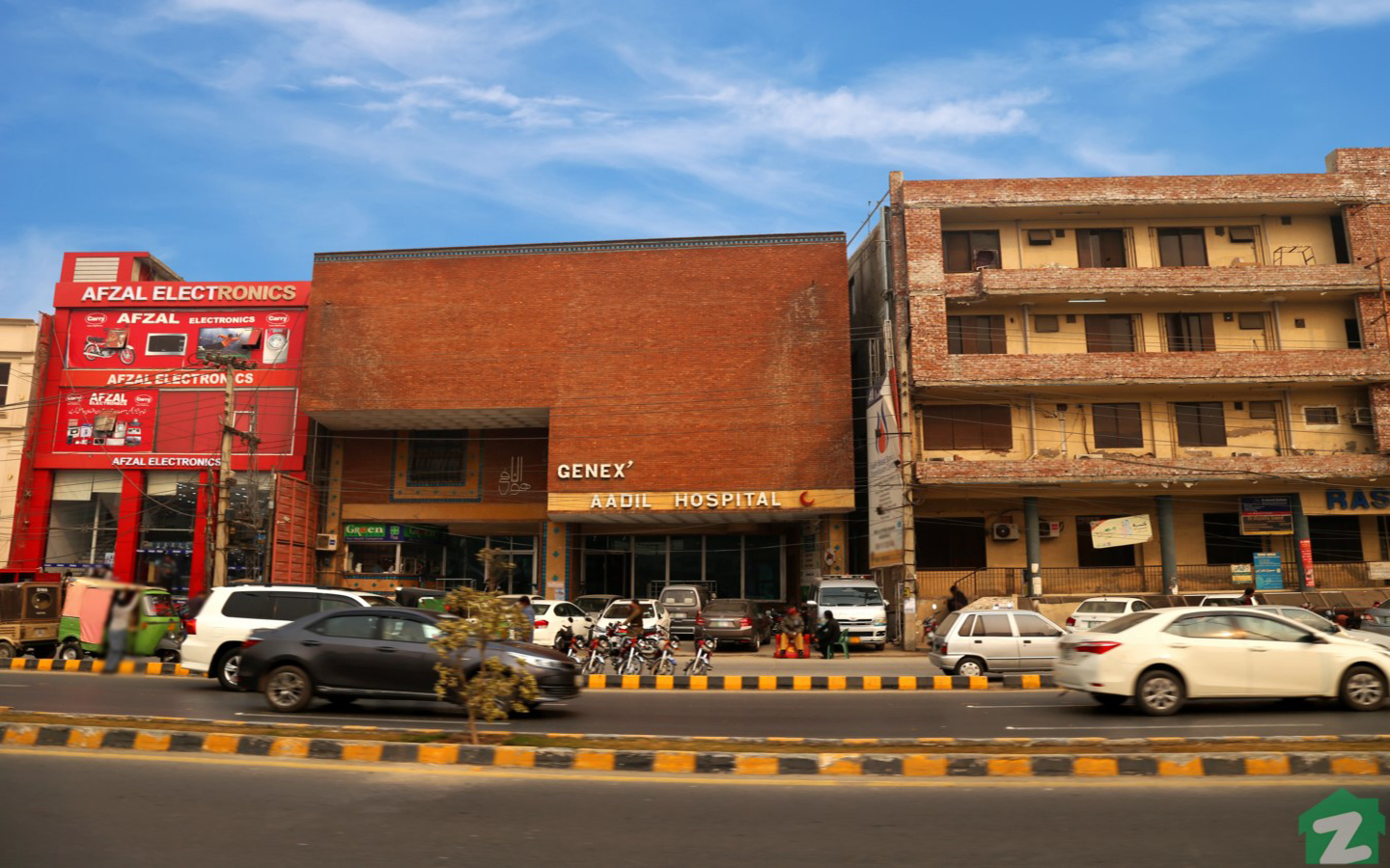 Adil Hospital is one of the famous hospitals near Phase 7, DHA Lahore