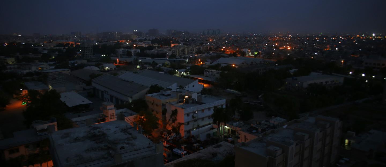 Liaquatabad - a large town in Karachi