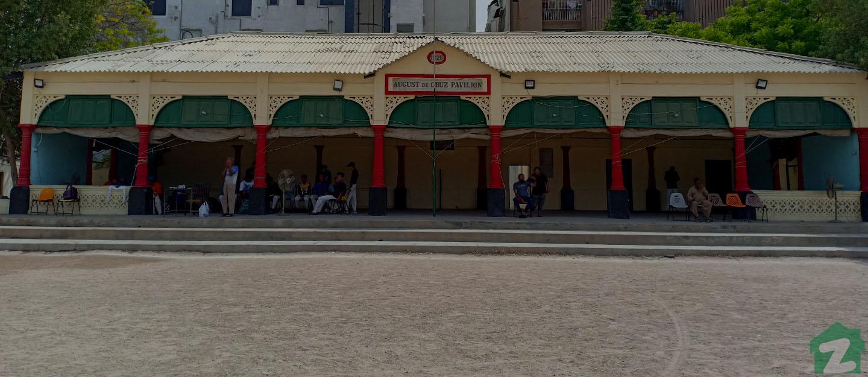 Grand Master Ashraf Tai Karate Club in Jamshed Town Karachi