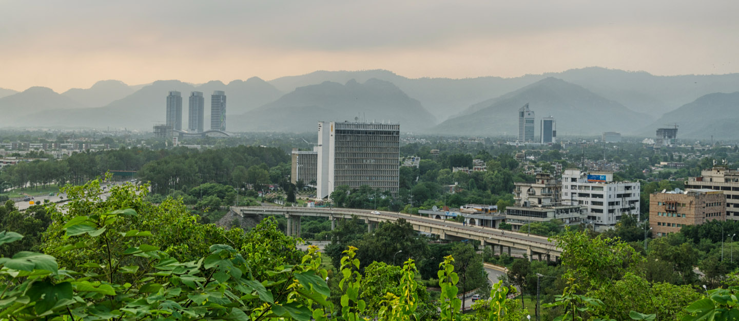 Chakbeli Road is a link road that connects significant arteries of the twin-cities, Islamabad and Rawalpindi