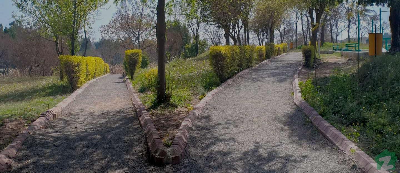 Park near Chakri Road Rawalpindi