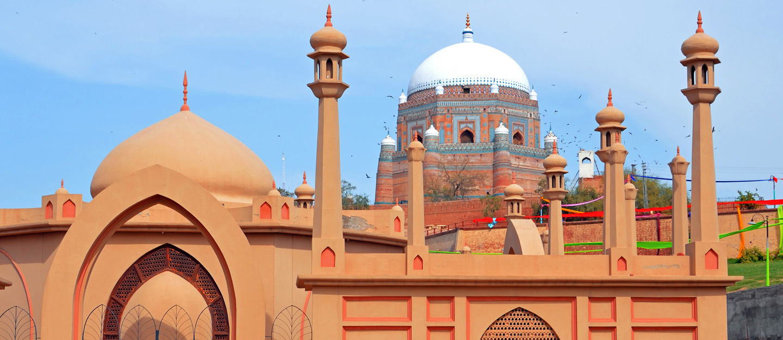 Tomb of Shah Rukn-e-Alam in Multan