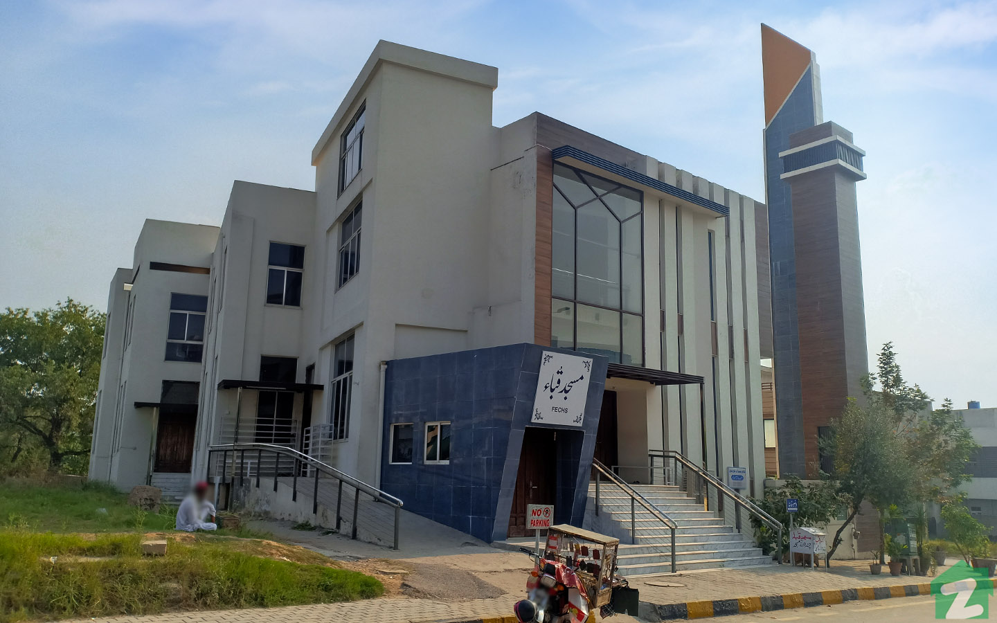 Mosques in E-11, Islamabad