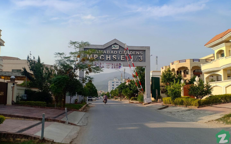E-11 Islamabad houses several societies