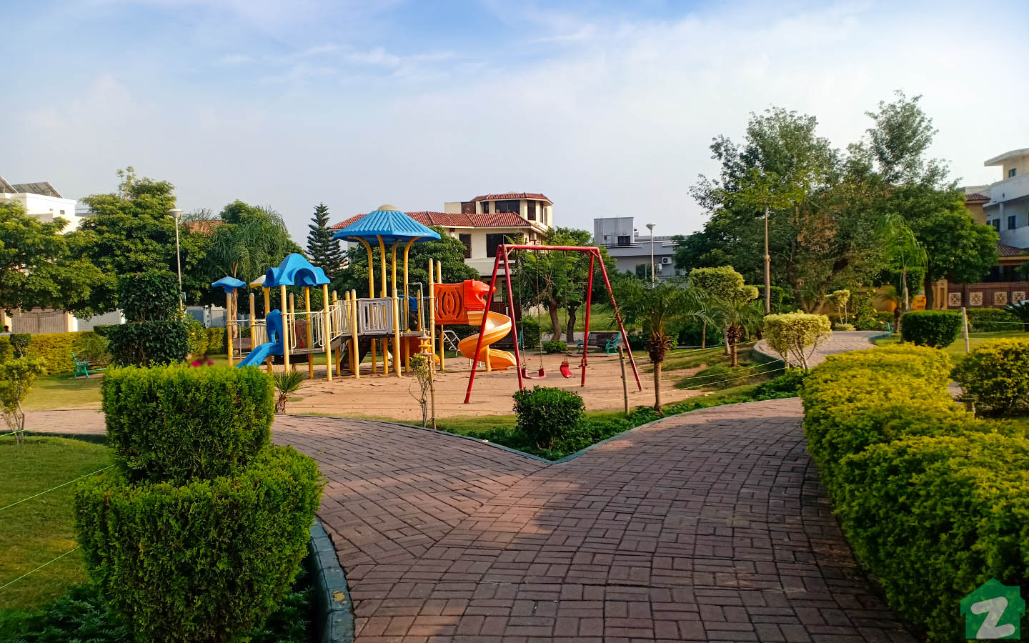 Parks in E-11, Islamabad